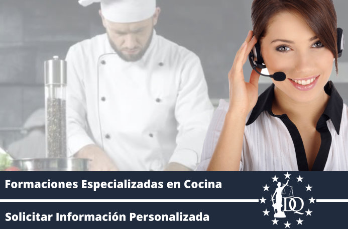 Estudiar Cocina Online