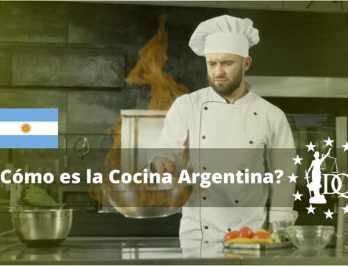 Cómo es la Cocina Argentina | Estudiar Cocina Online