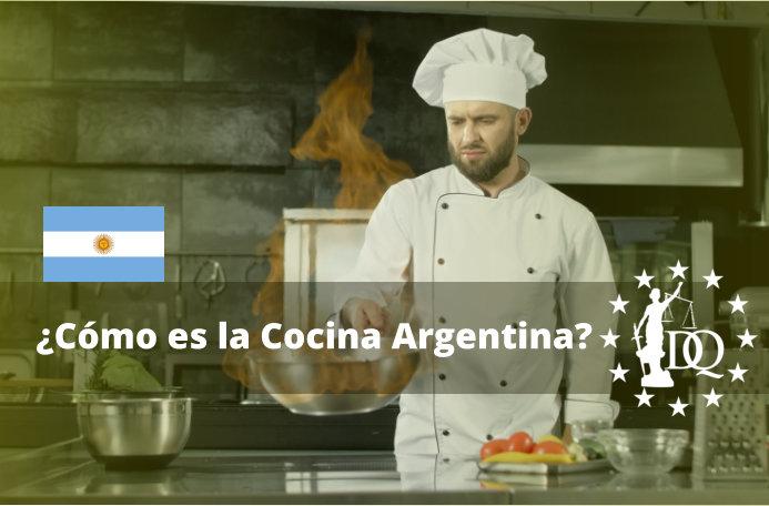 Cómo es la Cocina Argentina