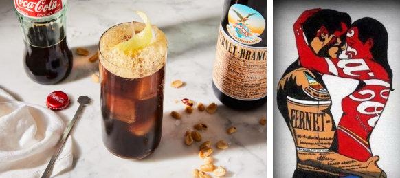 Fernet con coca-cola Argentina