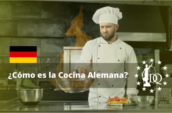 Cómo es la Cocina Alemana