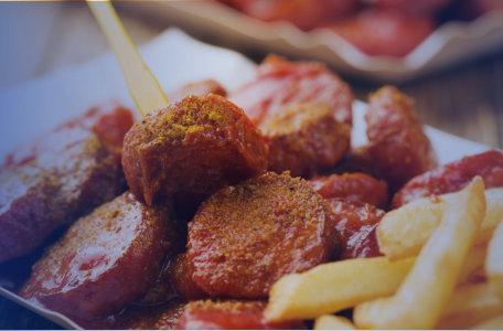 Cómo es la Cocina Alemana Currywurst