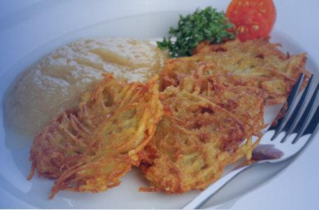 Cómo es la Cocina Alemana Kartoffelpuffer & Bratkartoffeln