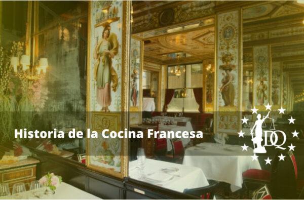 Historia de la Cocina Francesa