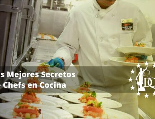Los Mejores Secretos de Chefs en la Cocina | Estudiar Cocina Online