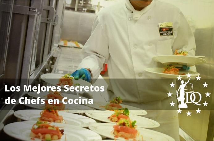 Los Mejores Secretos de Chefs en la Cocina
