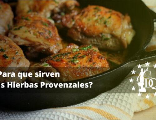 ¿Para que sirven las Hierbas Provenzales? | Estudiar Cocina Online
