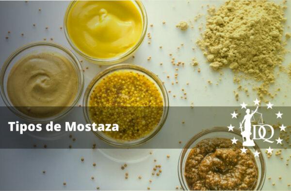 Tipos de Mostaza y su Uso